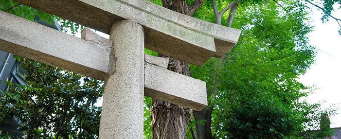 モニュメント・鳥居・燈籠